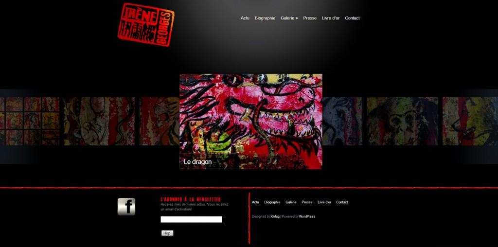 diaporama du site internet