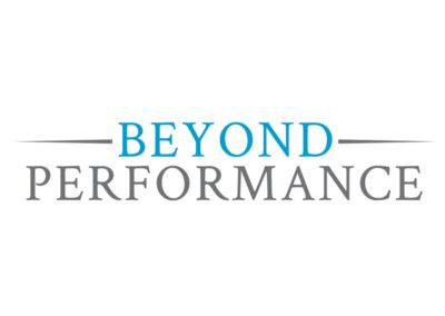 Logo Beyond Performance