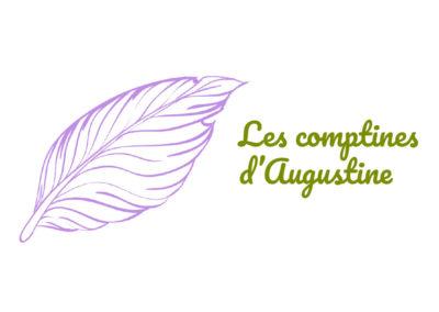 Logo Les comptines d'Augustine