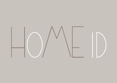 Logo home ID