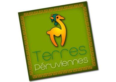 Logo terres péruviennes