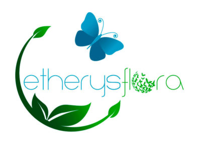 Logo etherys flora