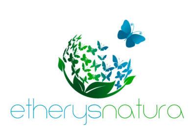 Logo etherys natura