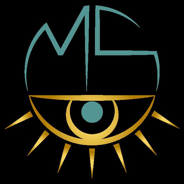 Logo magali sire Graphiste freelance