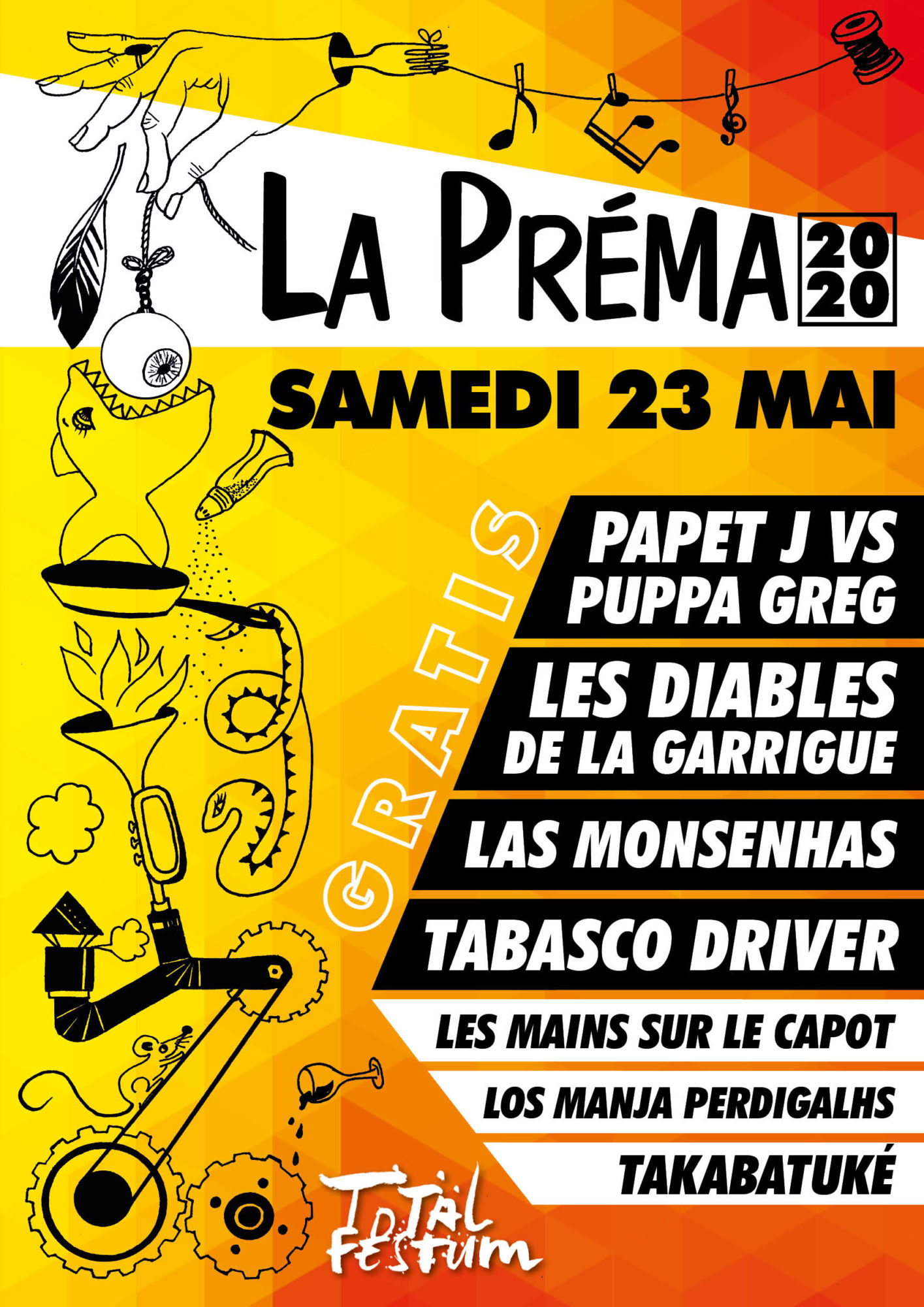 Festival La Préma – édition 2020