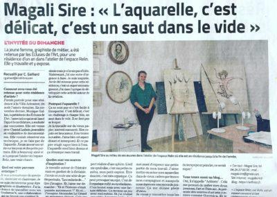 Midi Libre : Magali Sire, l'invitée du dimanche